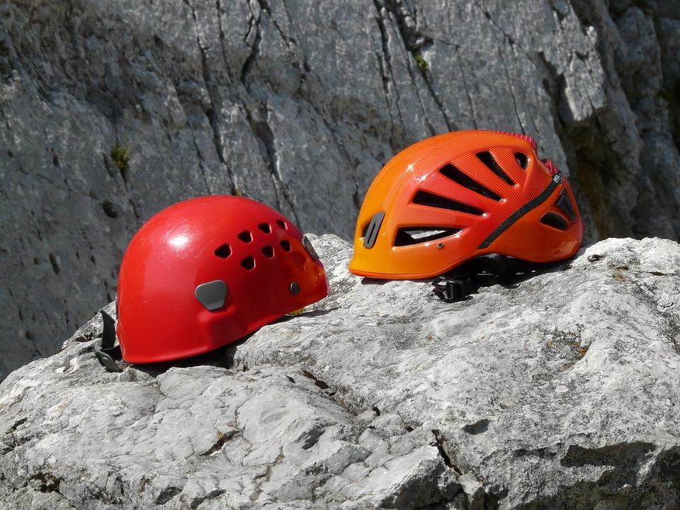 sport climbing helmets