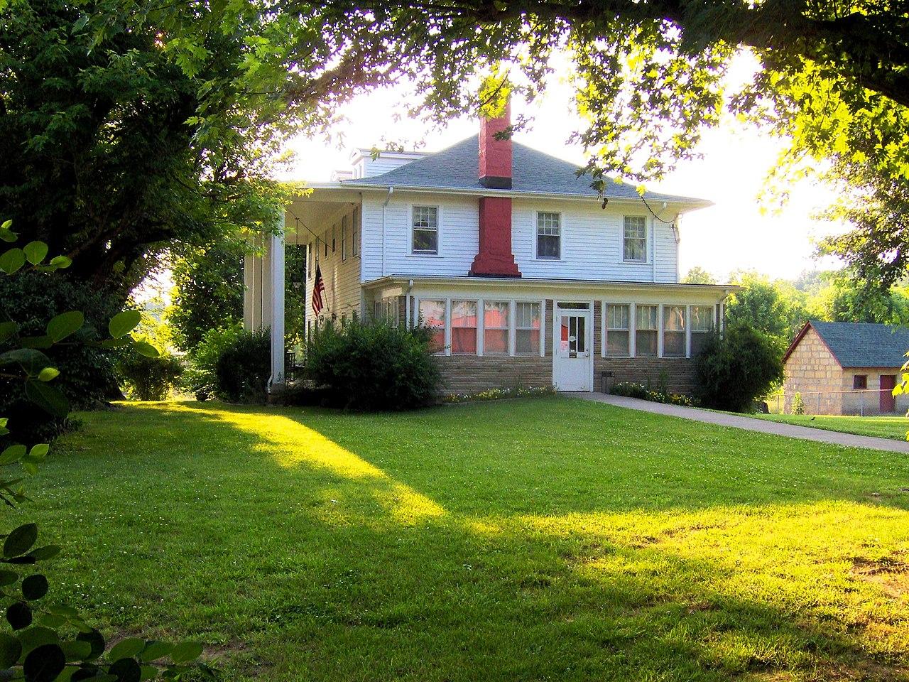 Sgt. Alvin C. York's Home