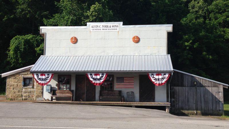 Photo via  Tennessee State Parks