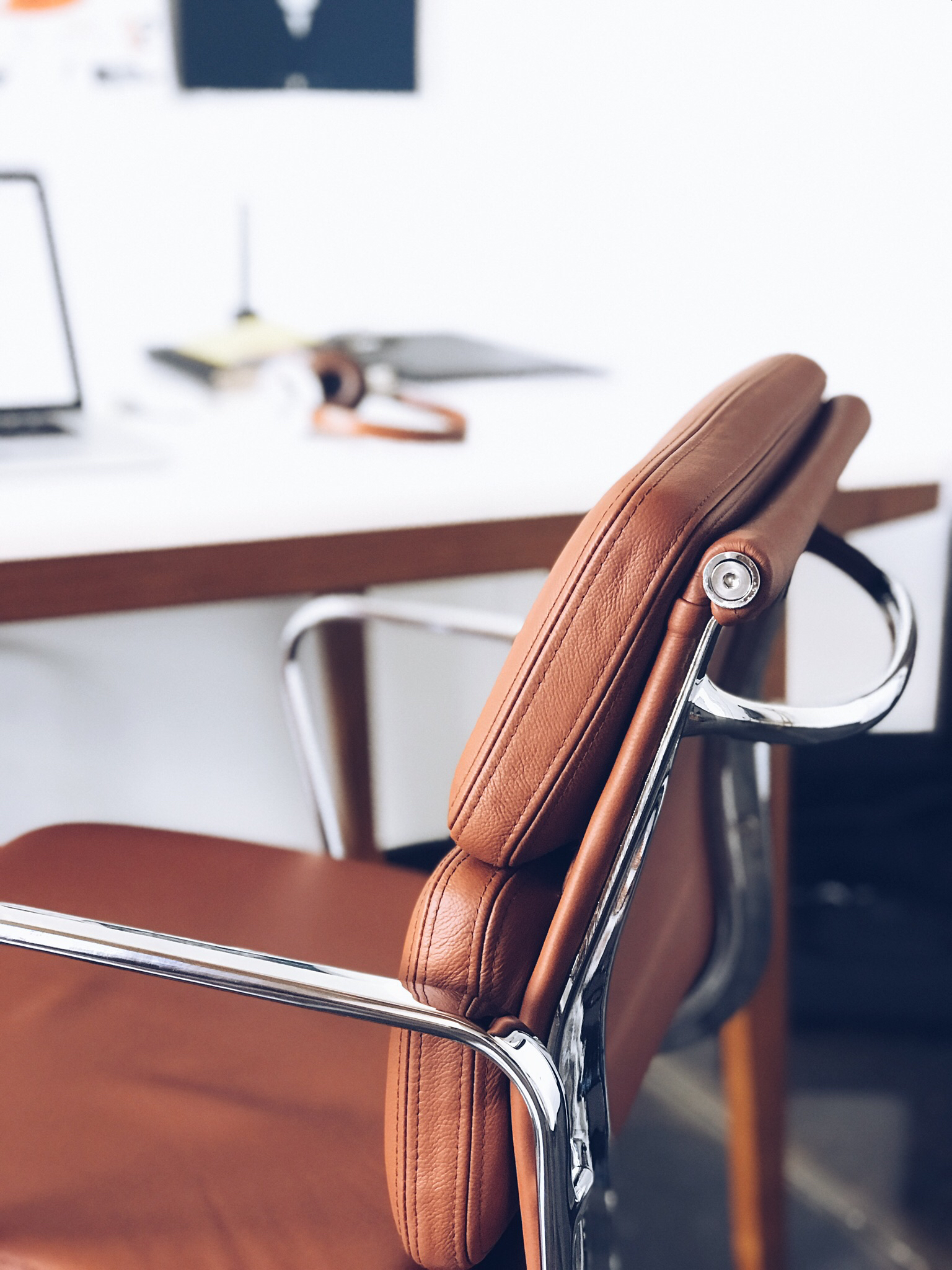 empty office chair