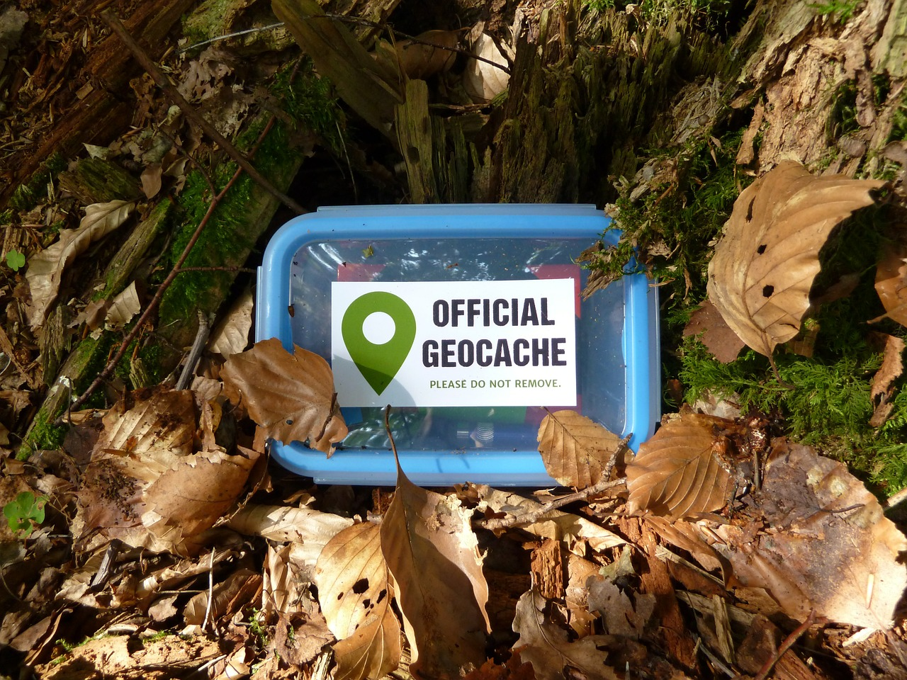 Geocaching at the Big South Fork National River & Recreation Area