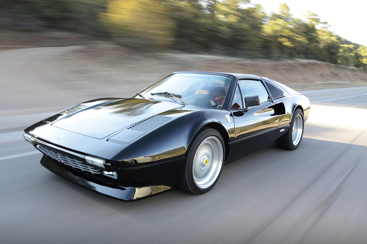 Ferrari 308 GTS/358 RR high performance engine overhaul, engine development and tuning