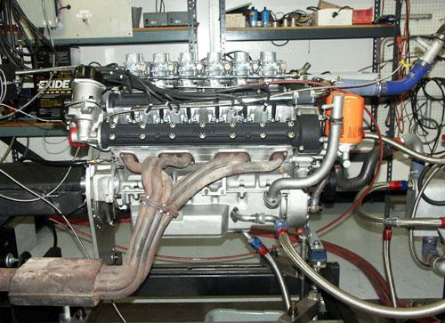 275 GTB/4 296 HP