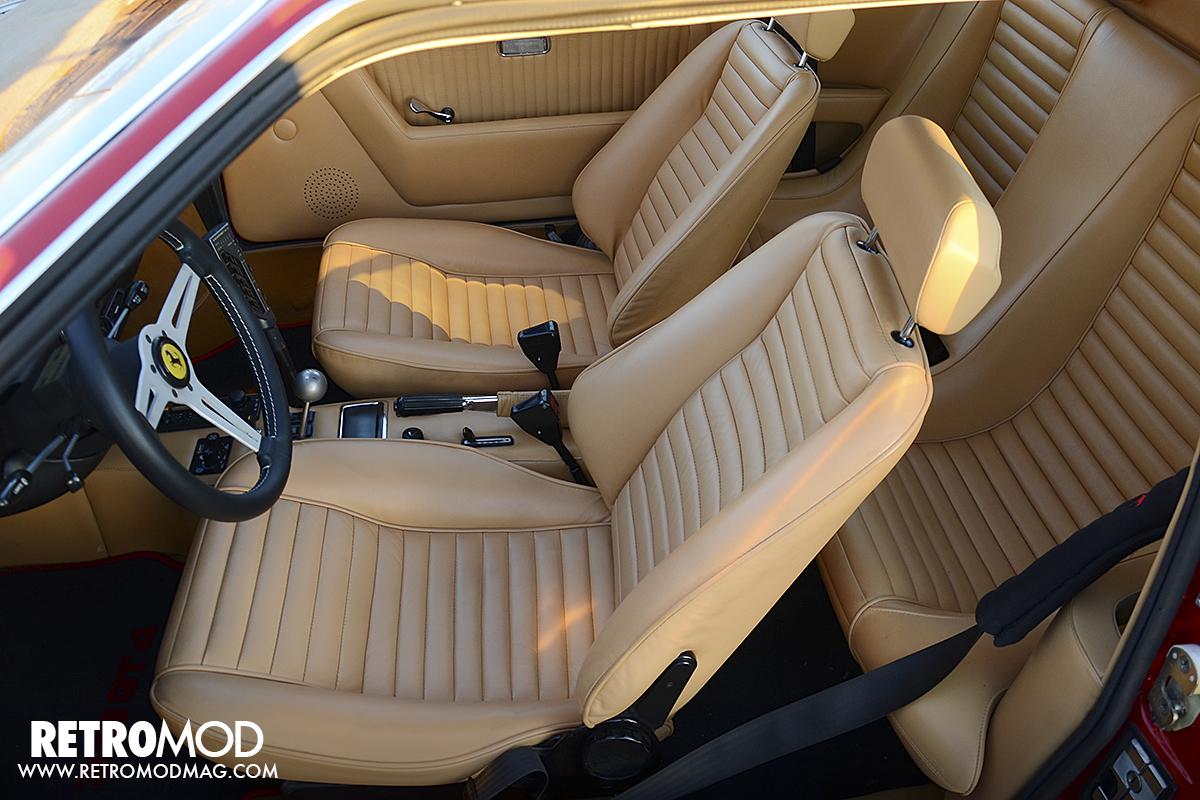 Ferrari 308 GT4 358RR Restoration and Upgrade