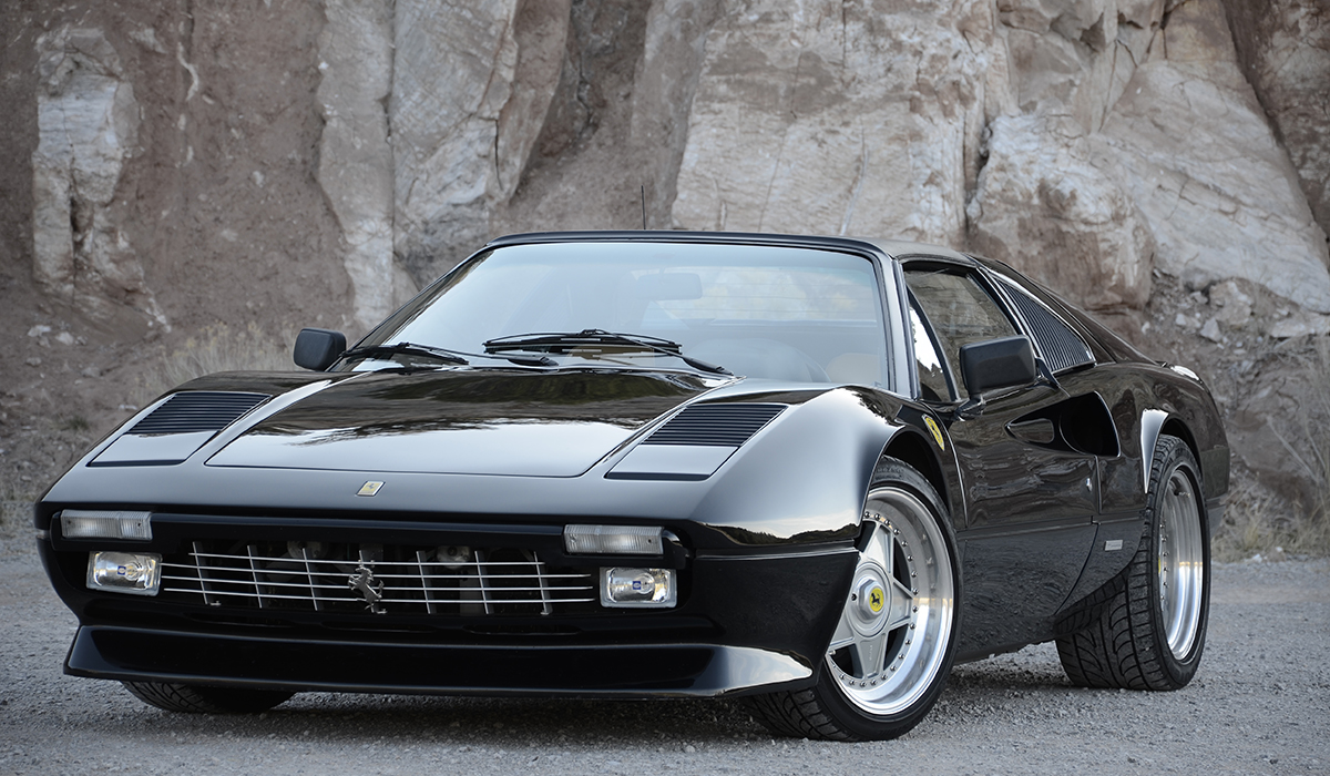 Ferrari 308 GTS 358RR High Performance Engine Rebuild and Restoration