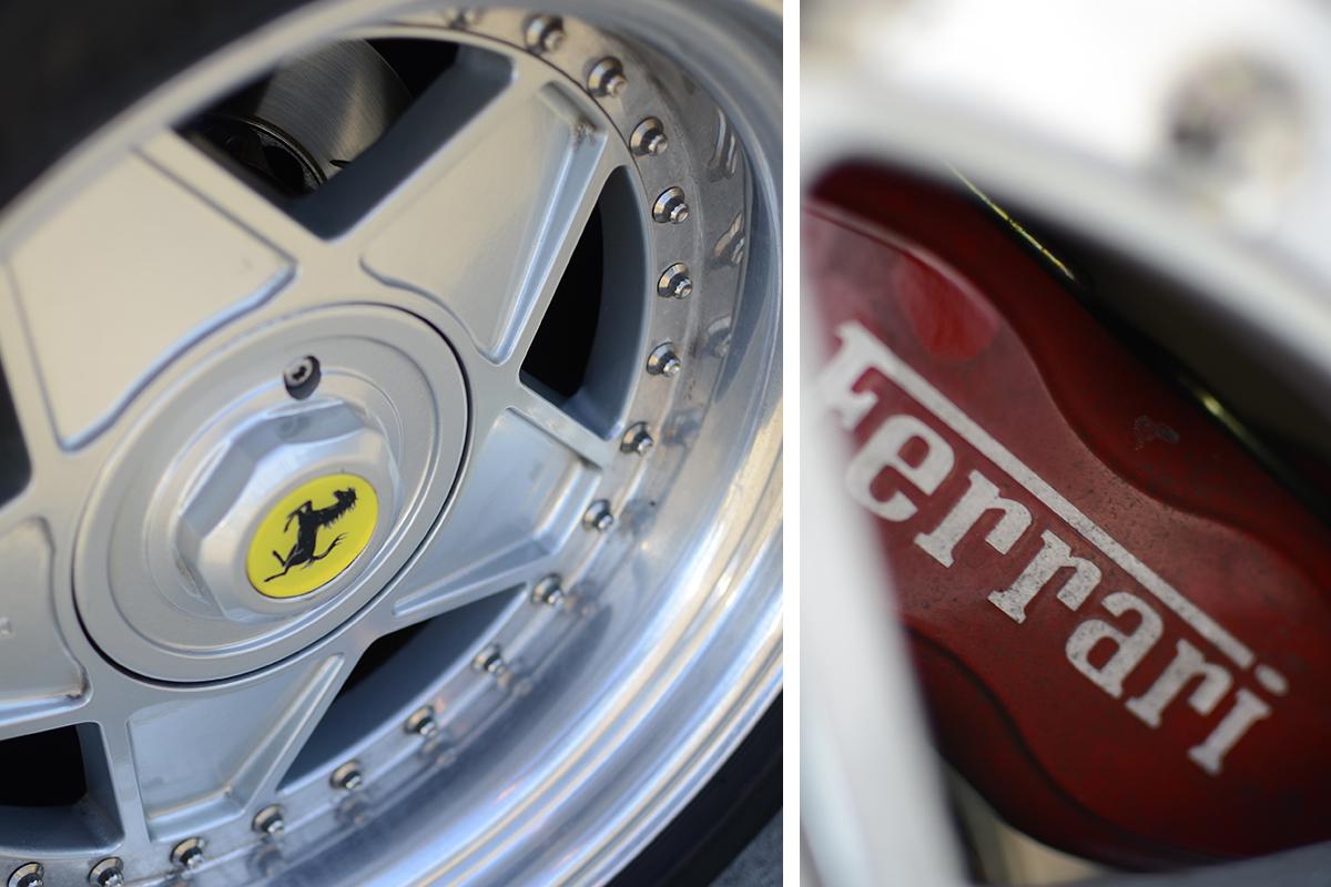 Ferrari 308 GTS 358RR High Performance Wheels and Brakes