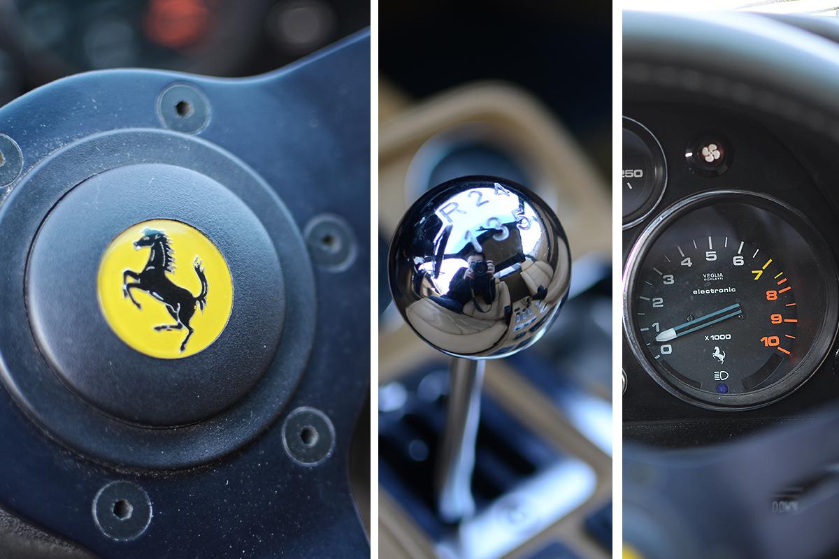 Ferrari 308 GTS 358RR High Performance Engine Rebuild and Restoration