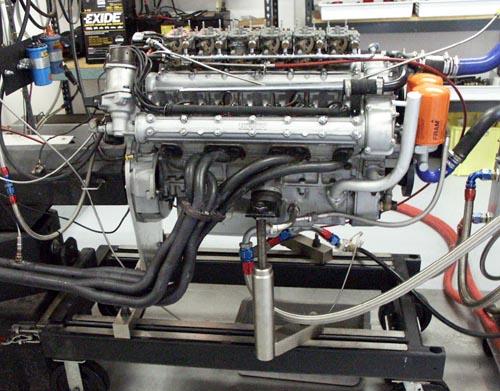Ferrari 275 GTB/4 V12 High Performance Engine Rebuild
