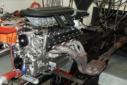 Ferrari 275 GTB/4 V12 High Performance Engine Rebuild