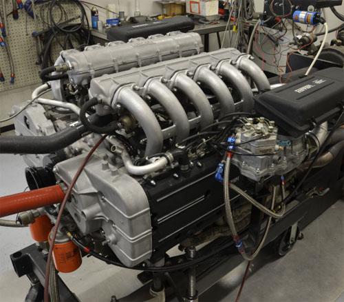 Ferrari 512BBi Flat-12 High Performance Engine Rebuild