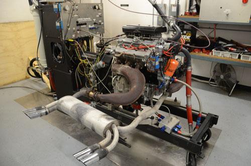 Ferrari Dino 246 High Performance Engine Rebuild