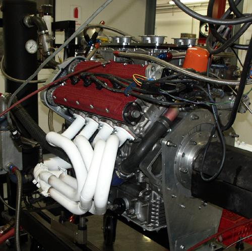 Ferrari 308 GTB Track Car High Performance Engine Rebuild