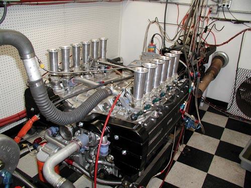 Ferrari 512 BBLM Flat-12 High Performance Engine Rebuild