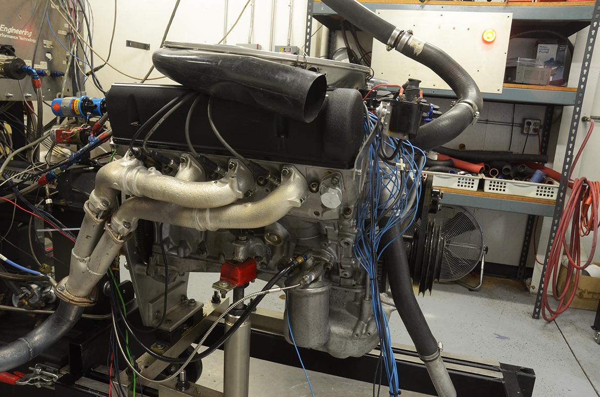 Mercedes Benz 560SL High Performance Engine Development and Rebuild