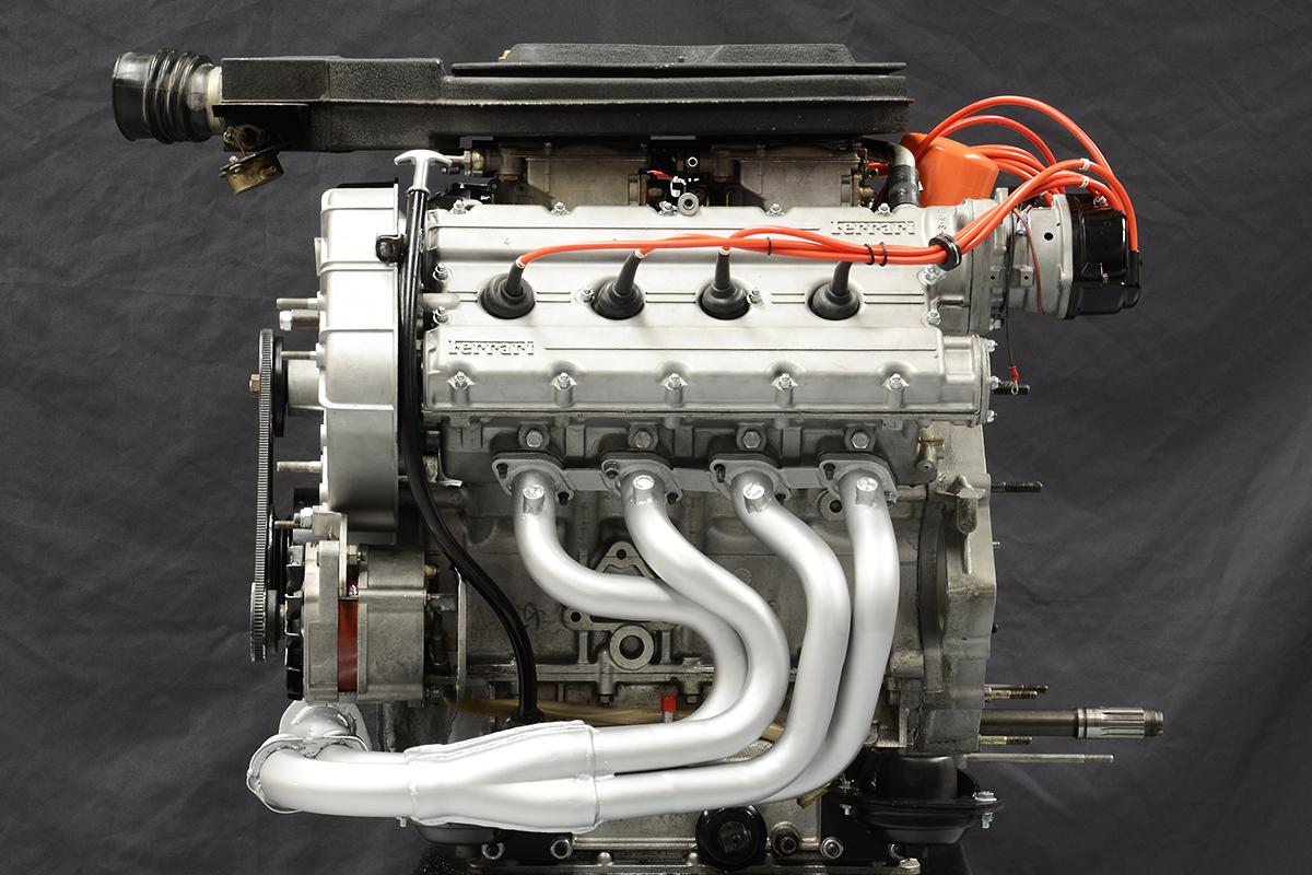 Ferrari 308 GT4 Engine Rebuild