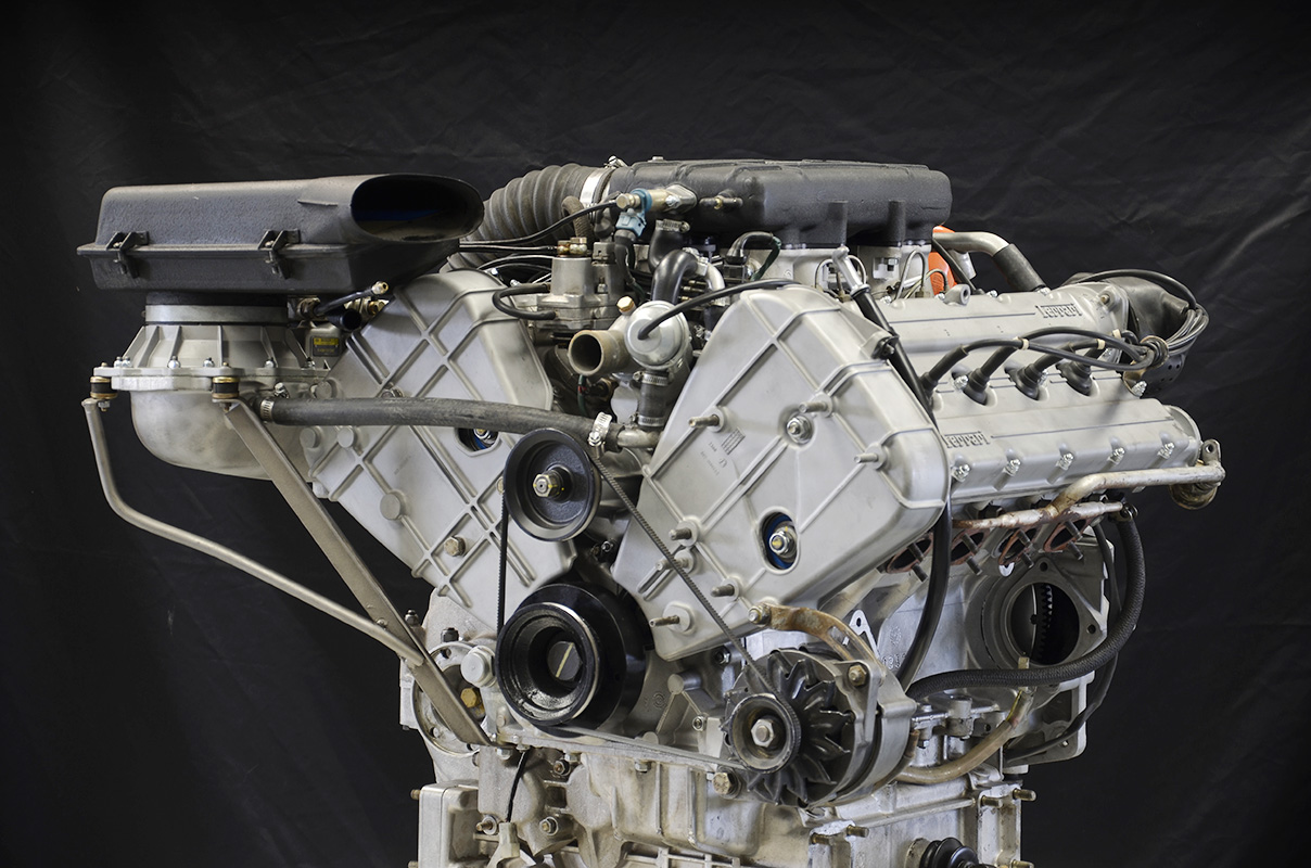 Ferrari 308 GTS 358RR High Performance Engine Rebuild
