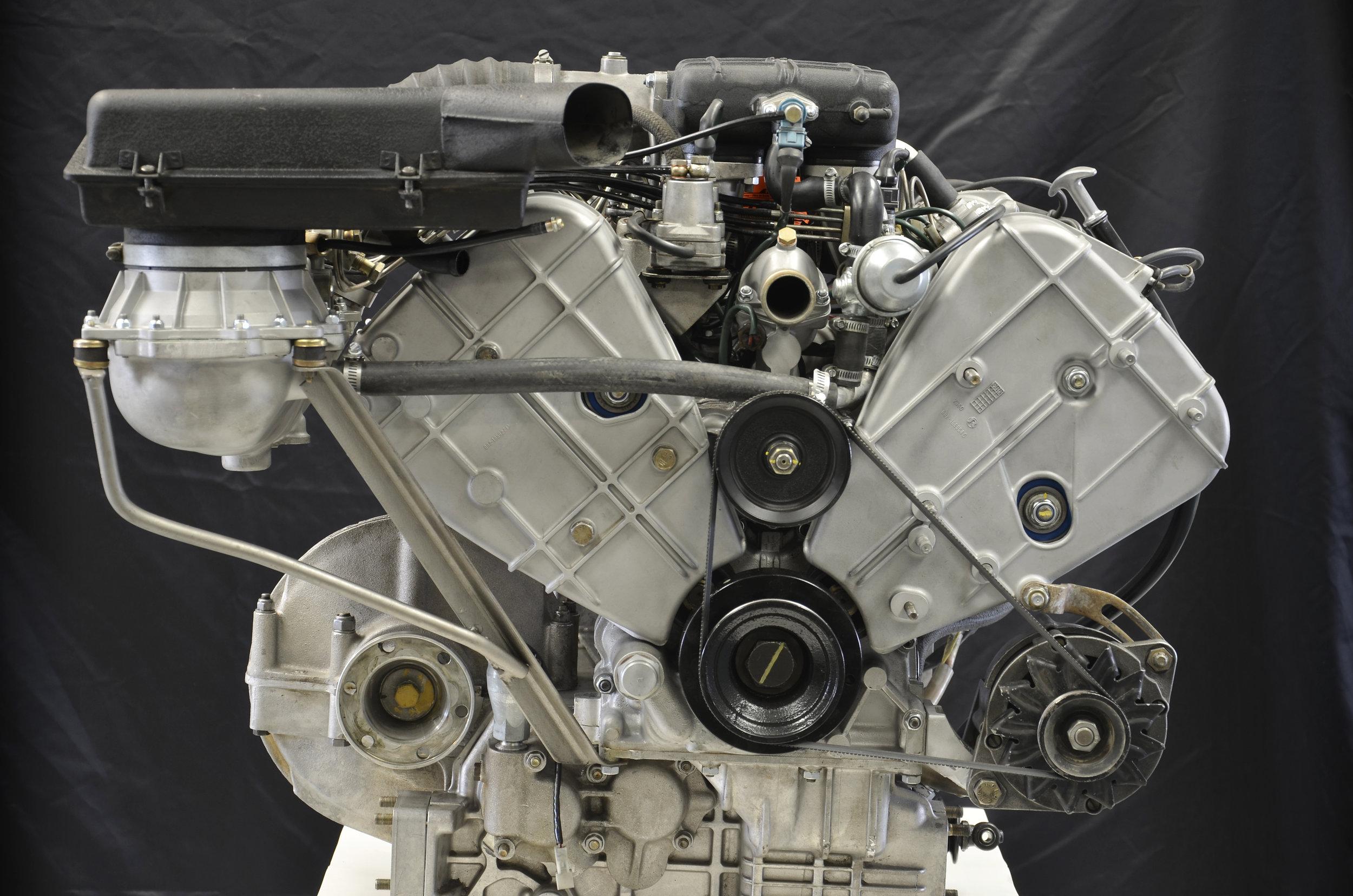 Ferrari 308 GTS 358RR High Performance Engine Rebuild