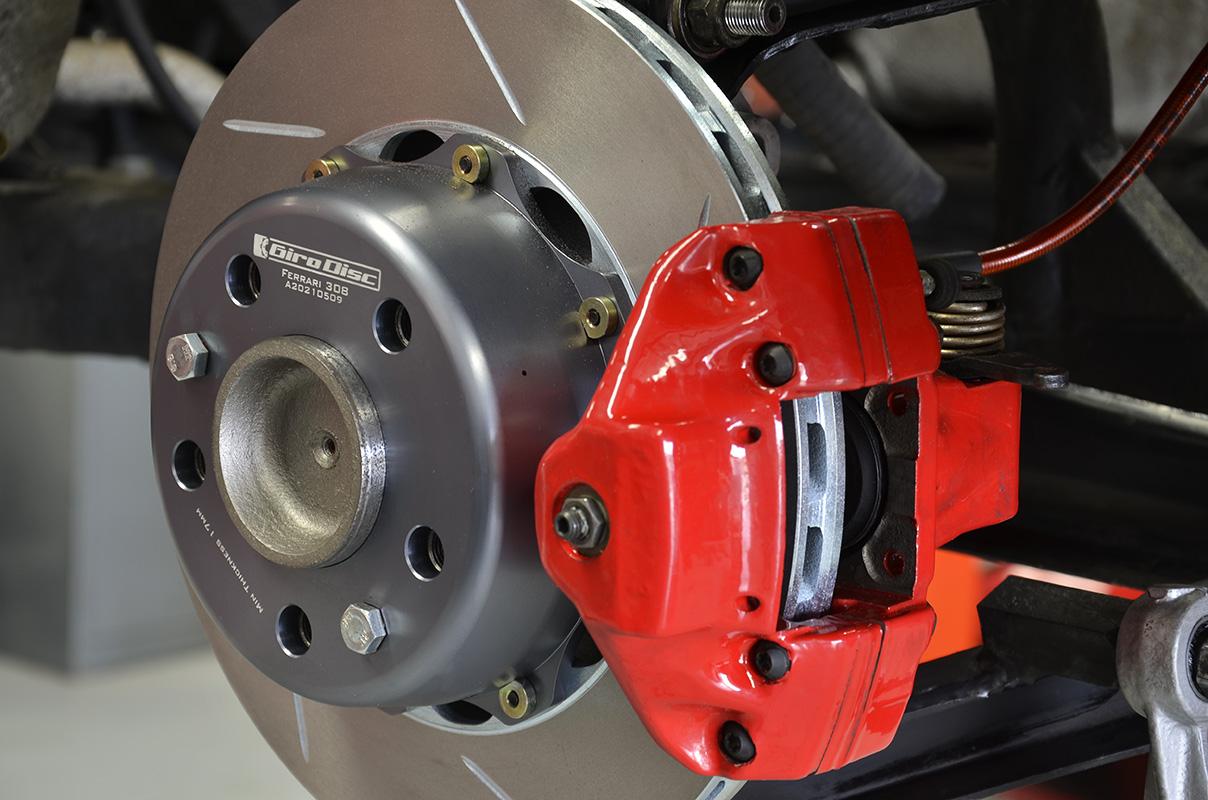 Ferrari 308 GTS 358RR Girodisc High Performance Brakes