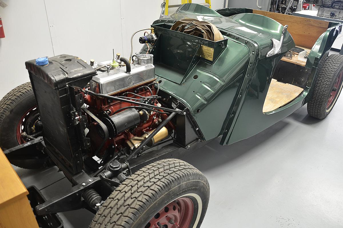 MG TD 1250 MKI