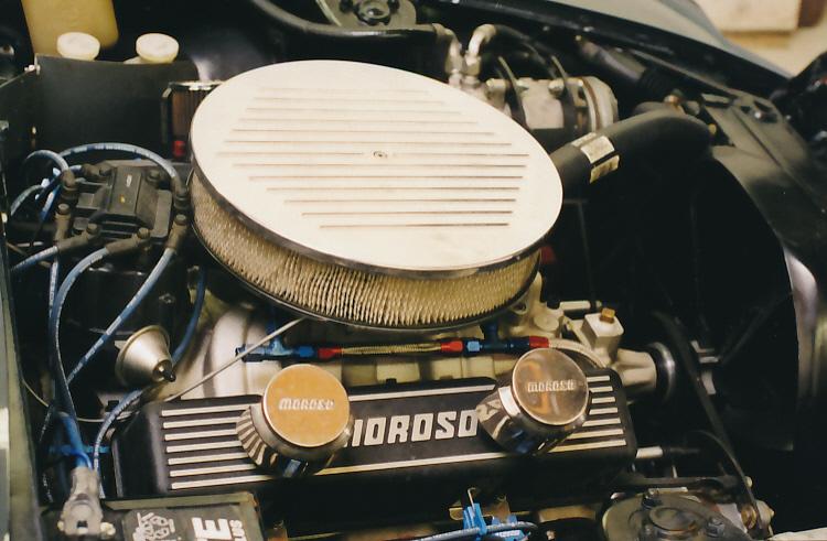 Datsun Z/Scarab 383