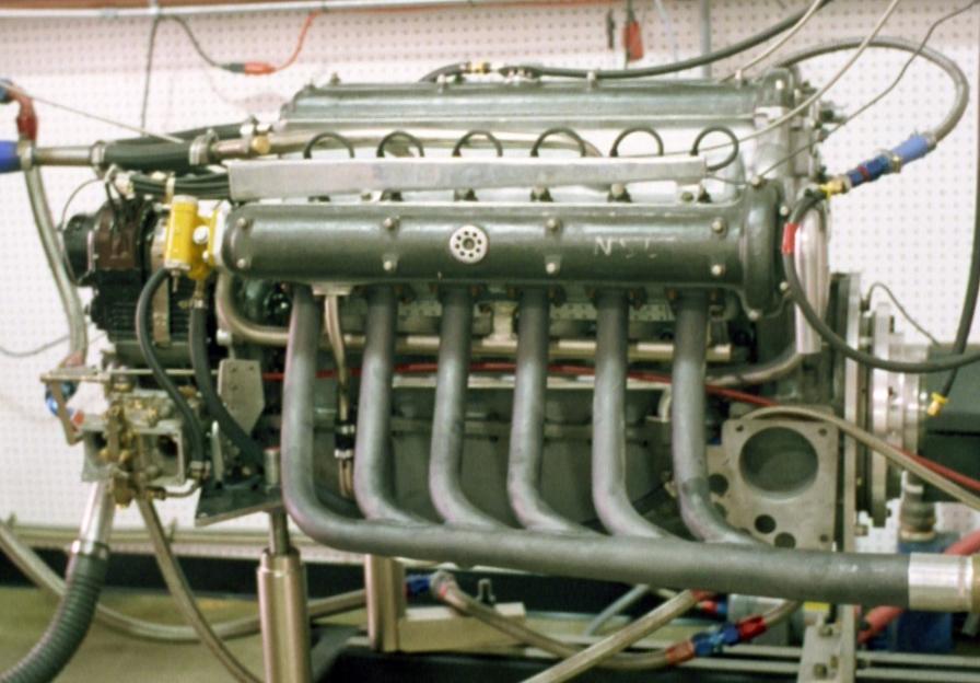 Alfa Romeo 12C V12