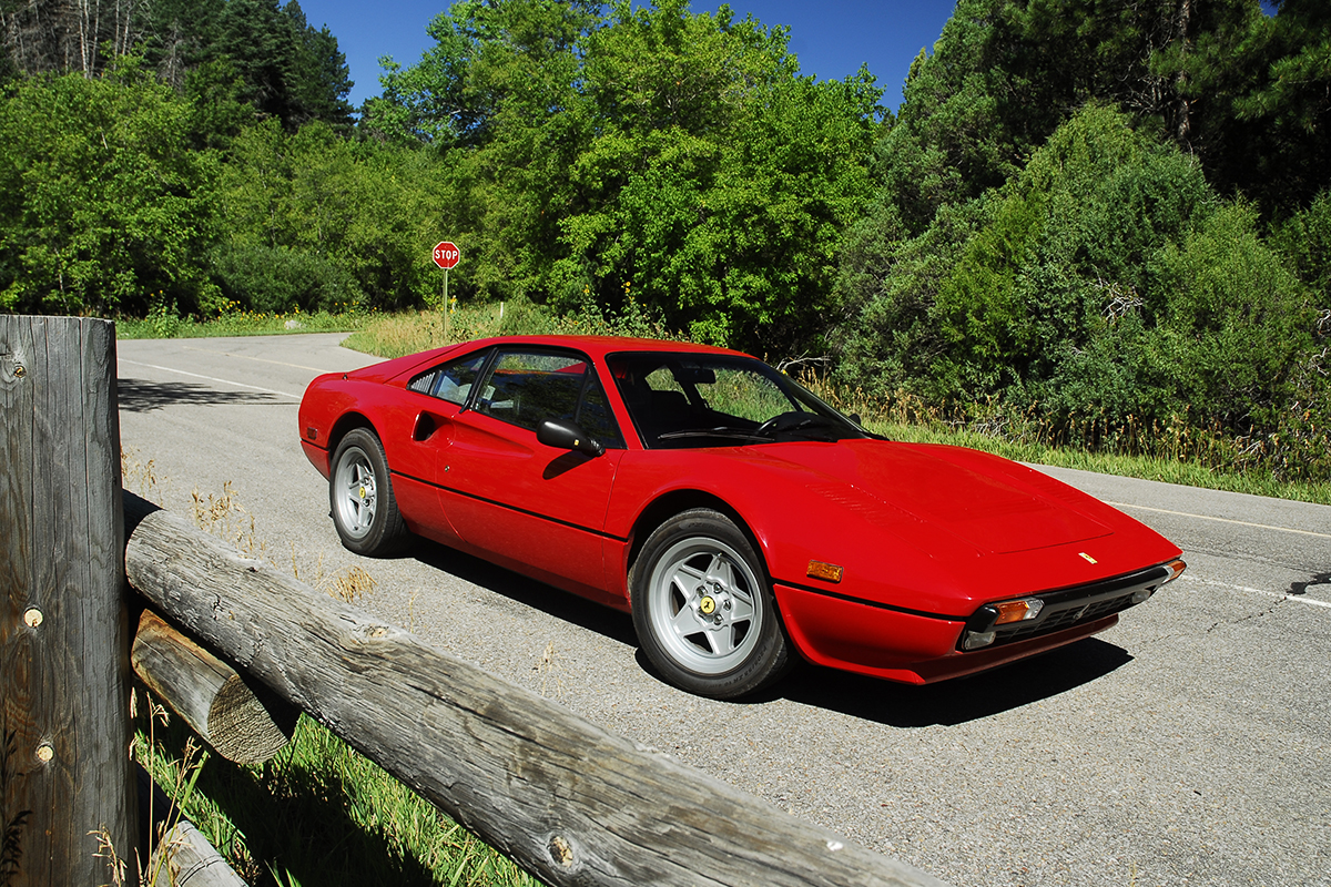 Ferrari 308 GTB 358RR Custom High Performance Engine Rebuild and Development