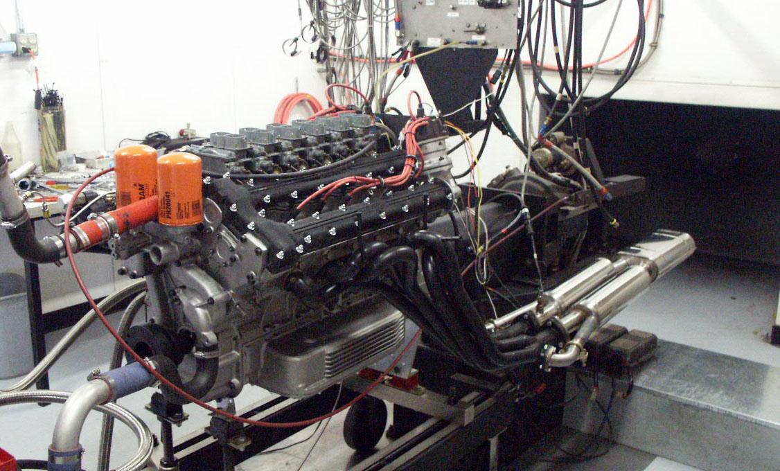 Ferrari 365 GTB/4 Daytona Hot Rod/Restomod with high performance rebuilt engine, brakes, wheels and suspension