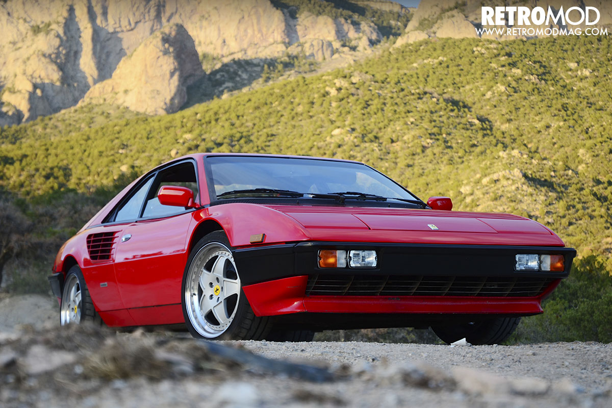 Ferrari 308/358RR GT4 308 328 Mondial Engine Rebuild and Upgrade from 3.0-liter to 3.5-lite