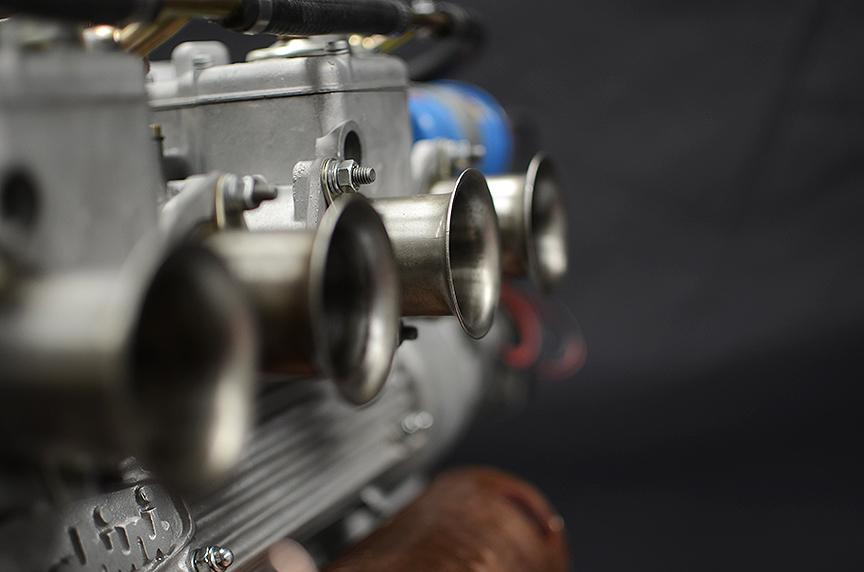 Carobu Engineering Lamborghini Riva V12 High Performance Engine Rebuild and Development