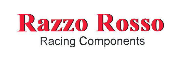 Ferrari F40 Razzo Rosso Engine Exhaust Parts