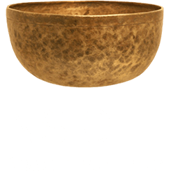 Insight Meditation bowl logo
