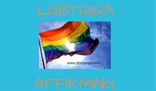 Dr. Abi Weissman, an LGBTQIQA - Affirming Psychologist needs your vote!