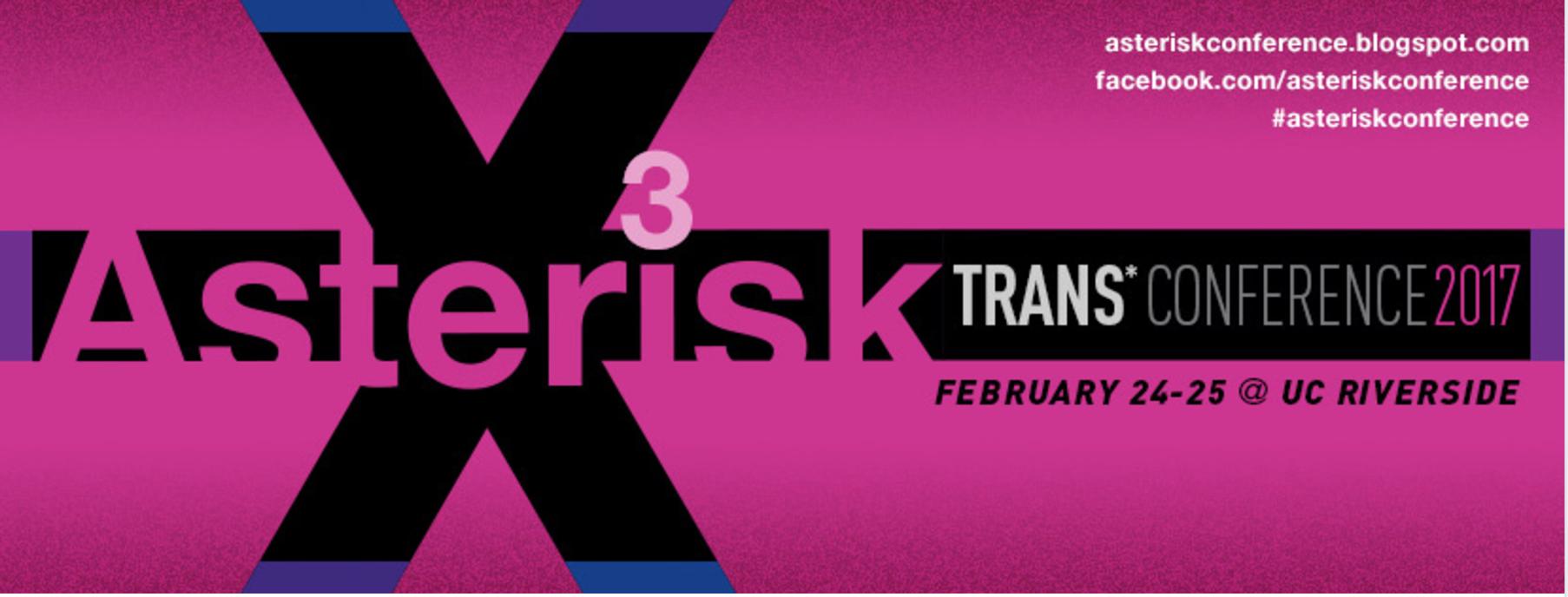 Asterisk Trans* Conference 2017