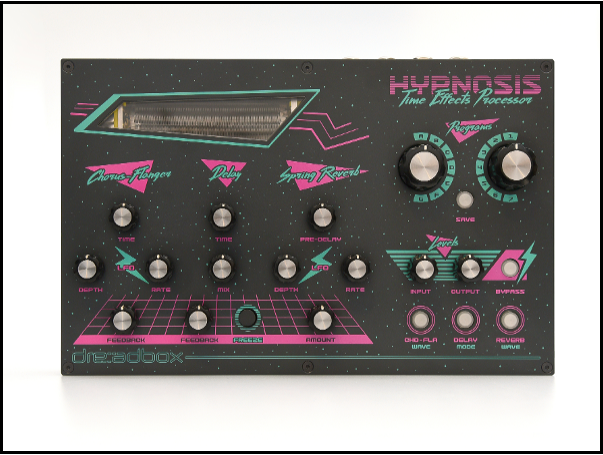 HYPNOSIS - TIME EFFECTS PROCESSOR