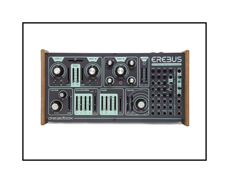 Erebus V3 - Analog SynthesizerMSRP: $599.00