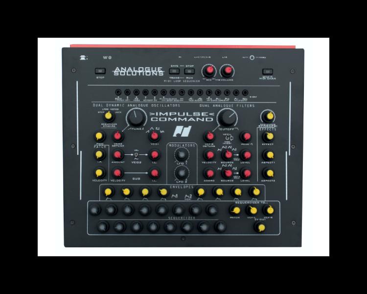 Impulse Command - Monophonic Stereo Analog SynthesizerMSRP: $1,199