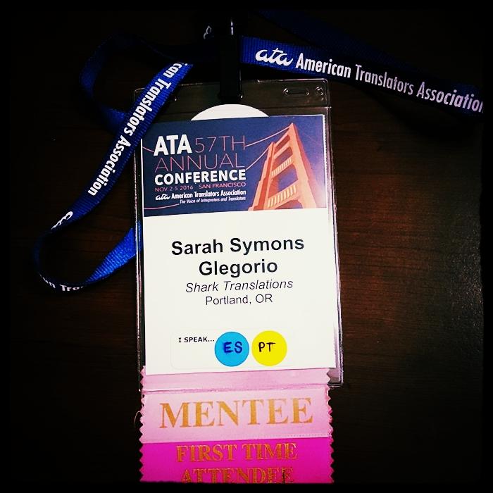 ATA conference San Francisco