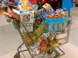 SAD cart :-(