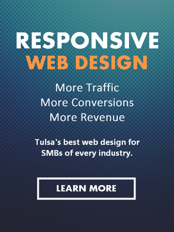 Tulsa SMB Website Design from MKTG 918