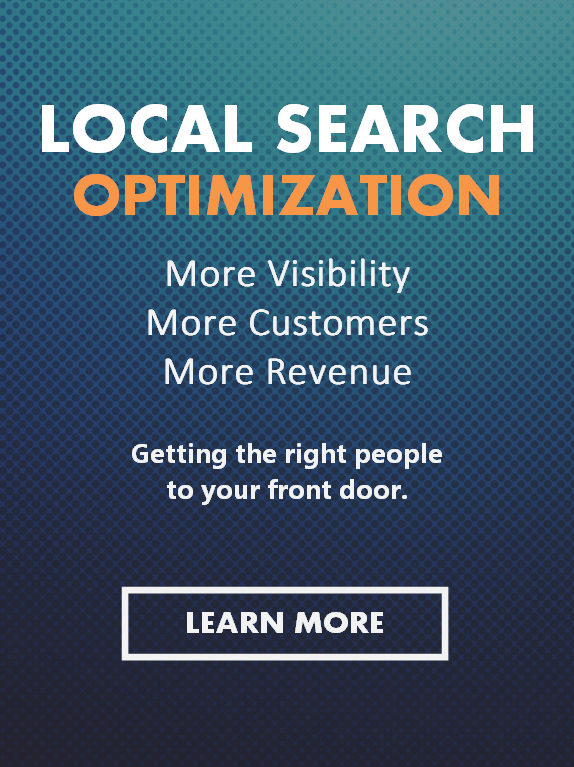 Tulsa Local Search Optimization from MKTG 918