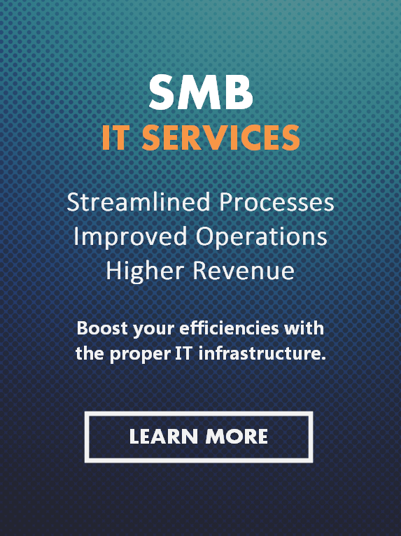 Tulsa SMB IT Infrastructure Services from MKTG 918