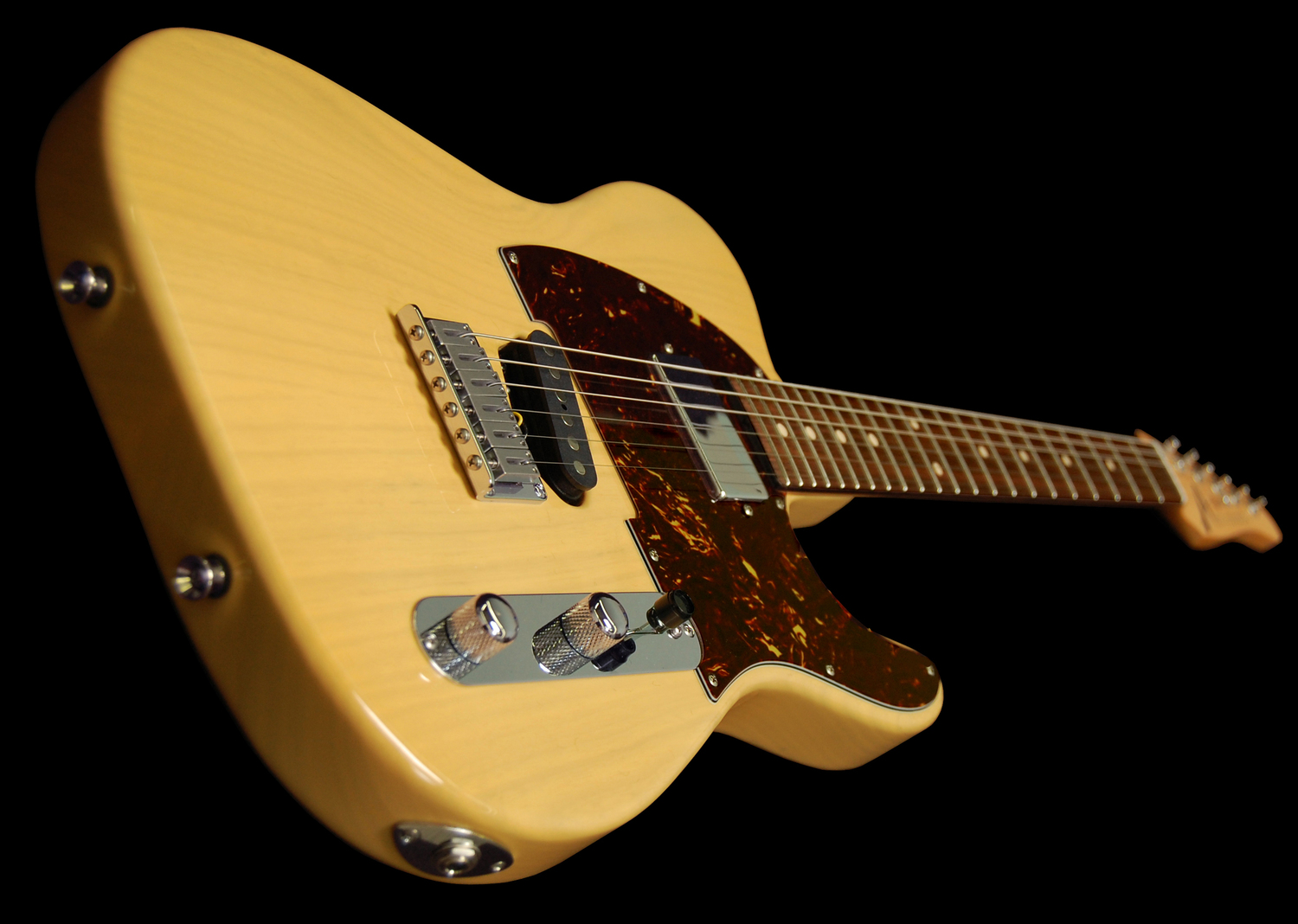 T Classic in Transparent Butterscotch