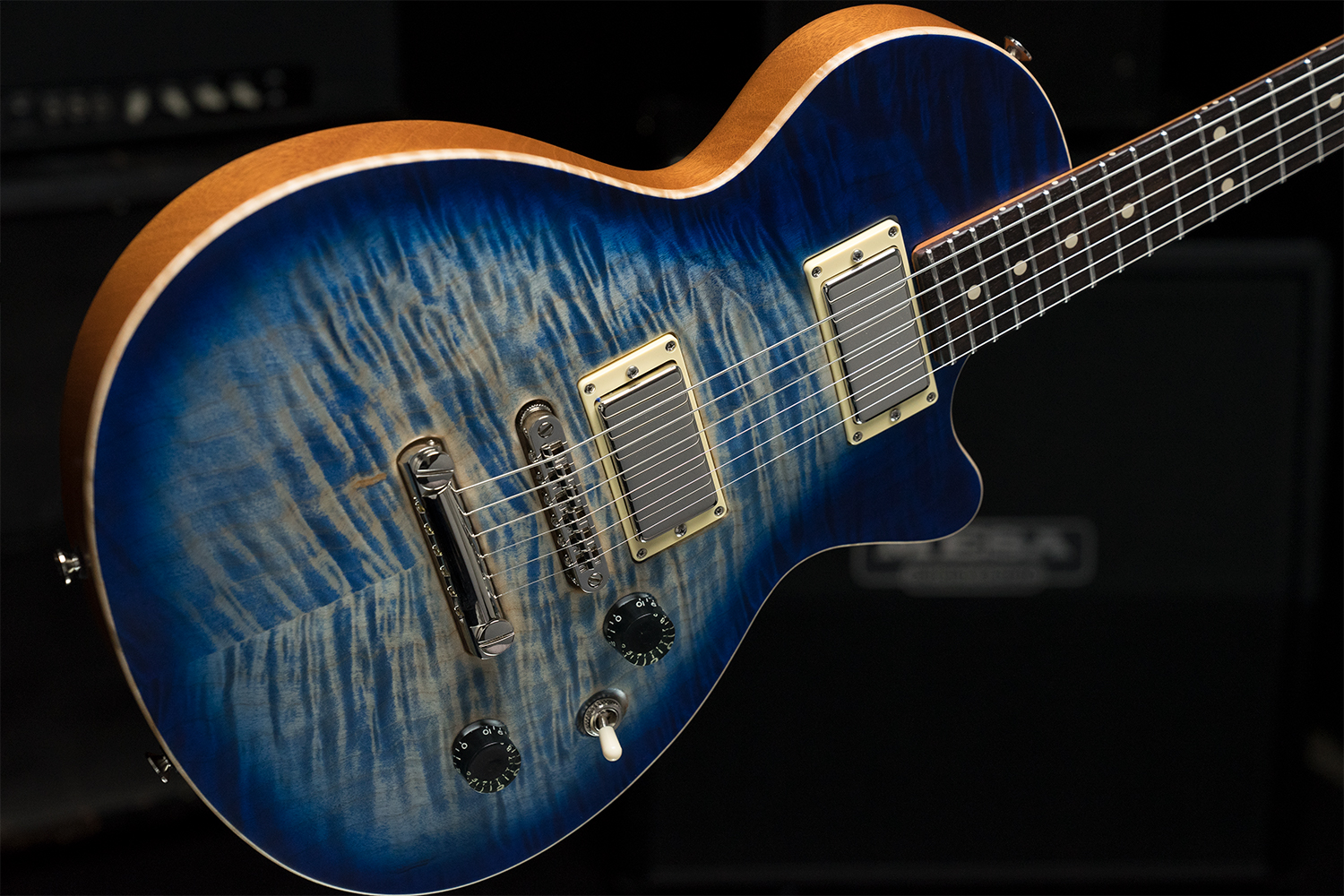 Natural Jack's Pacific Blue Burst