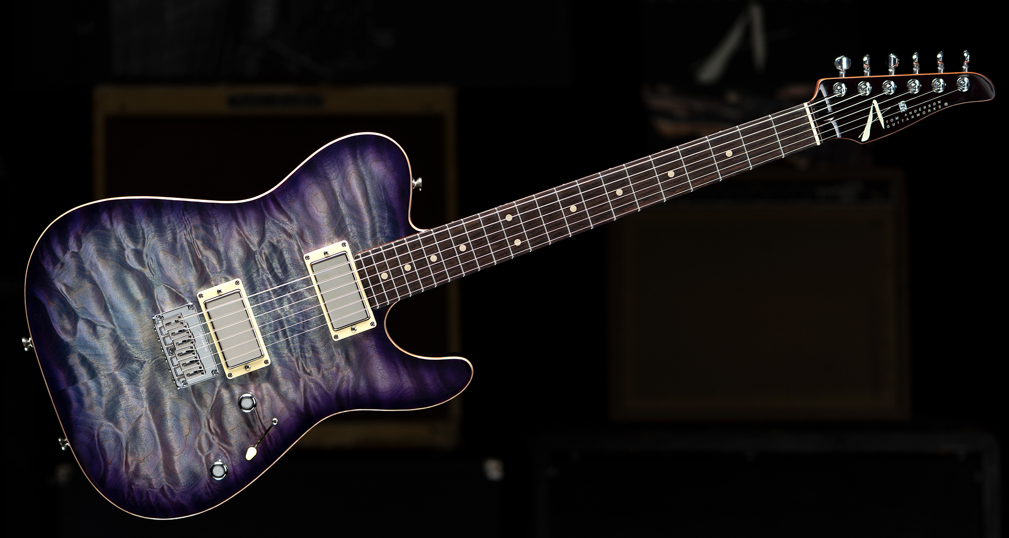 Abalone - T. Purple Burst