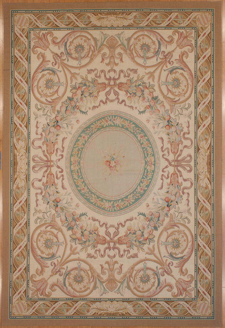 Hand Woven Aubusson Rugs, Tapestries
