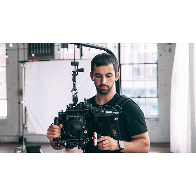 First shoot with the new Red Scarlet-W last week.  BTS: @tylerajamian