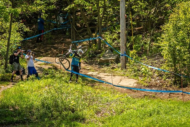 #thebikelery is open until 7pm! #gtcoalition #gtbikes #gtbmx 2019 Pro GRT at #mountaincreek  Had a rim failure at the seam which cause a wipeout on one of the many rock sections. Still finished the race walking! #nevergiveup