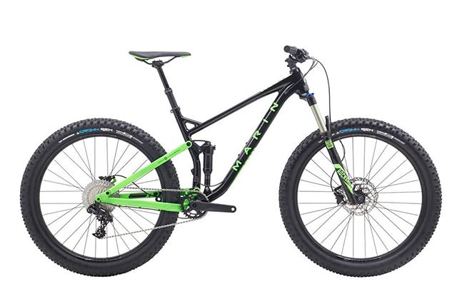 """#thebikelery is closing out on this 2019 Marin B17 One 27.5""""+ Medium Complete Suspension Bike Original MSRP $2099.99 SALE PRICE $1600"""