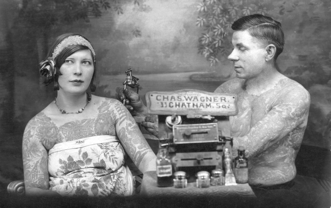 Bodies of Subversion: A Secret History of Women and the Tattoo by Margot Mifflin