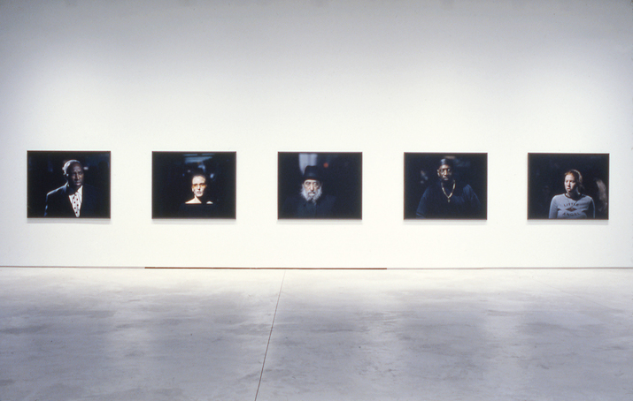Pace Gallery, 2001